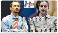 Veselin Topalov vs Liviu Nisipeanu