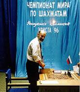 Boris Yeshan in Elista