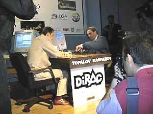 G.Kasparov - V.Topalov